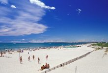 La Grande Motte : une des plages de Montpellier
