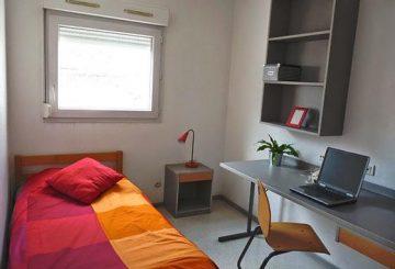 Exemple de résidence étudiante