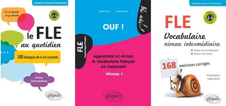 Les meilleurs livres de vocabulaire français