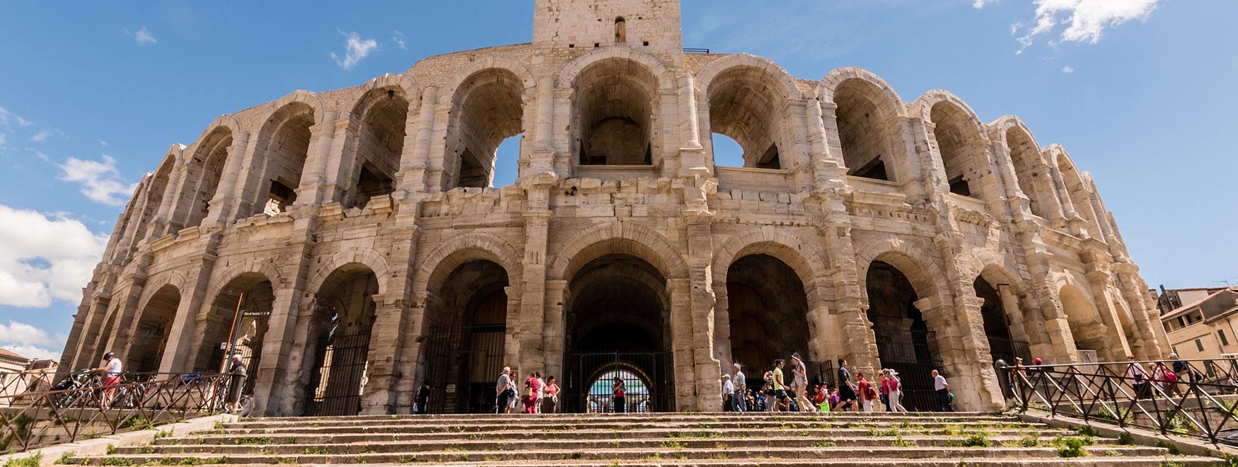 Excursion à Arles
