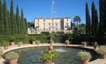 Excursion au château de Flaugergues à Montpellier