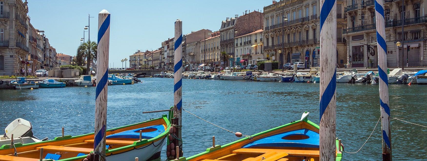 Excursion à Sète