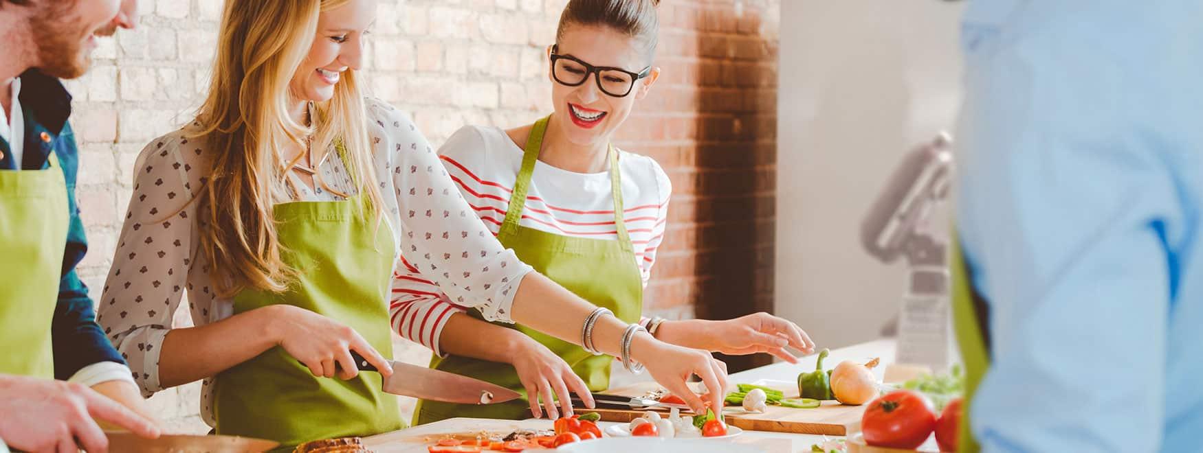 Cours Standard de Français + Cours de Cuisine à Montpellier