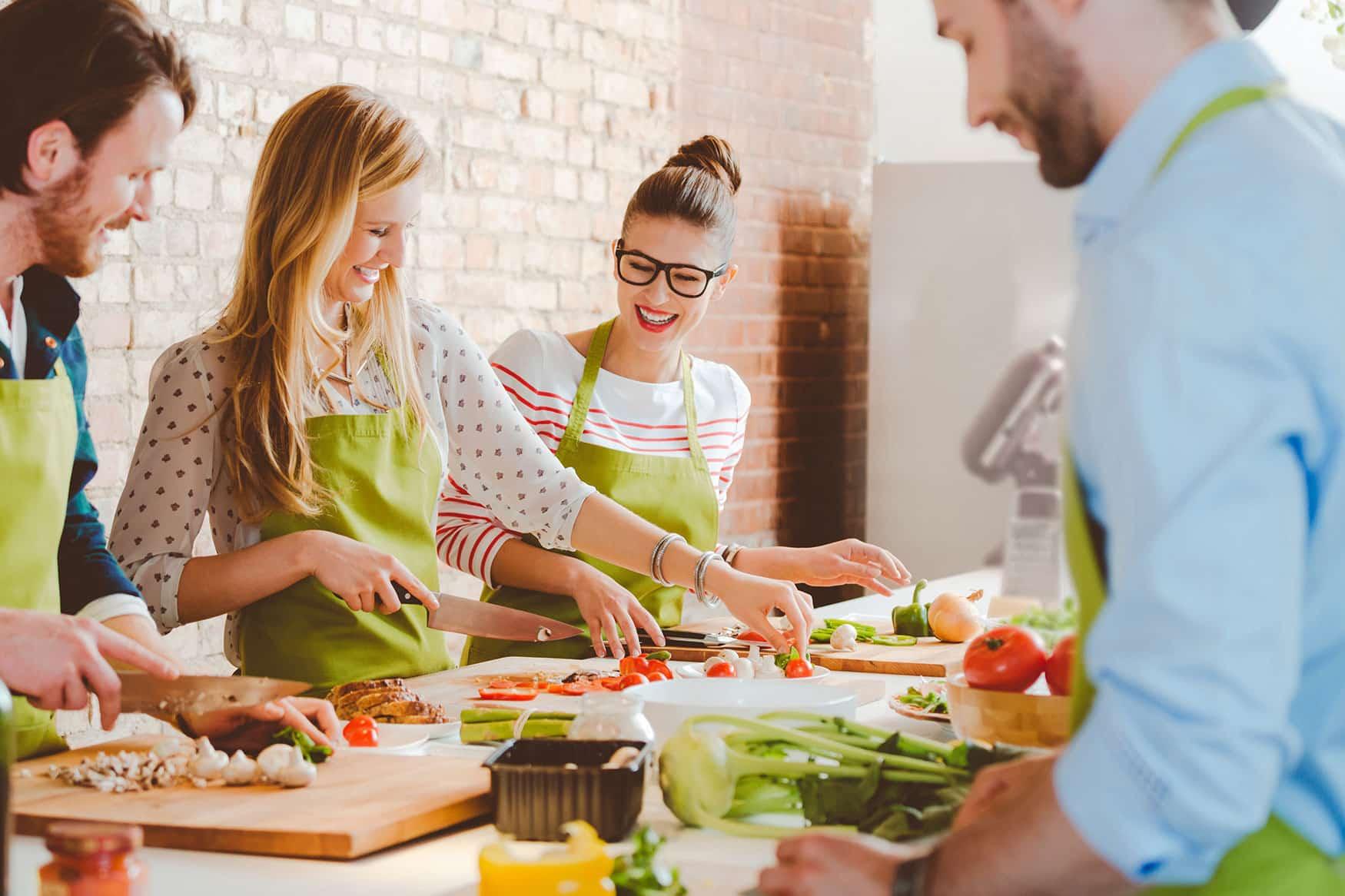 Cours De Francais Cours De Cuisine Pour Adultes Ila France