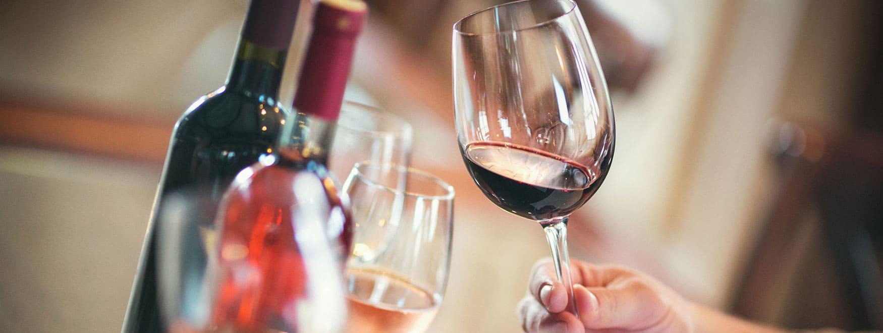 Atelier découverte et dégustation de vin français